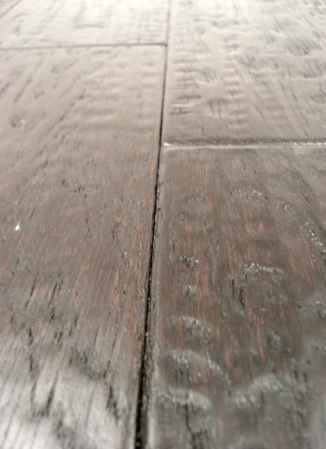 Engineered hardwood floors distressed engineered hardwood for Distressed hardwood flooring