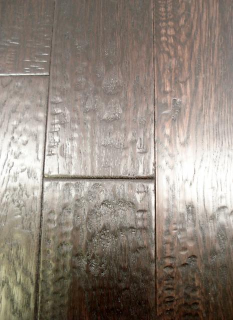 Lw Mountain Hardwood Floors Oak Distressed Leather Stain