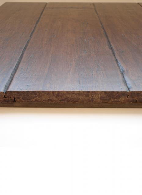 hardwood floors solid click hand scraped strand bamboo flooring