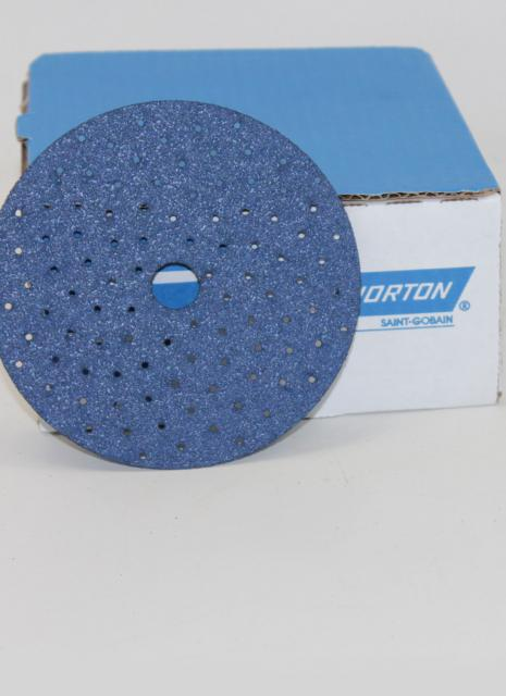 Norton Abrasives 5 Inch Prosand Multi Air 60 Grit Hook And