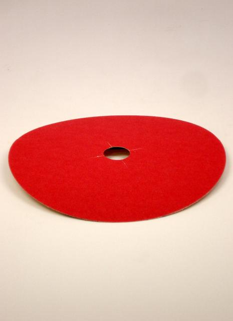 Norton Red Heat 7 Inch Edger Discs Large Hole