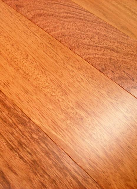Owens flooring 5 inch brazilian cherry select grade for Brazilian cherry flooring