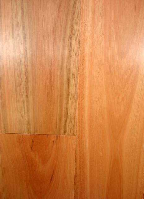 Owens flooring 5 inch eucalyptus select grade prefinished for Prefinished flooring