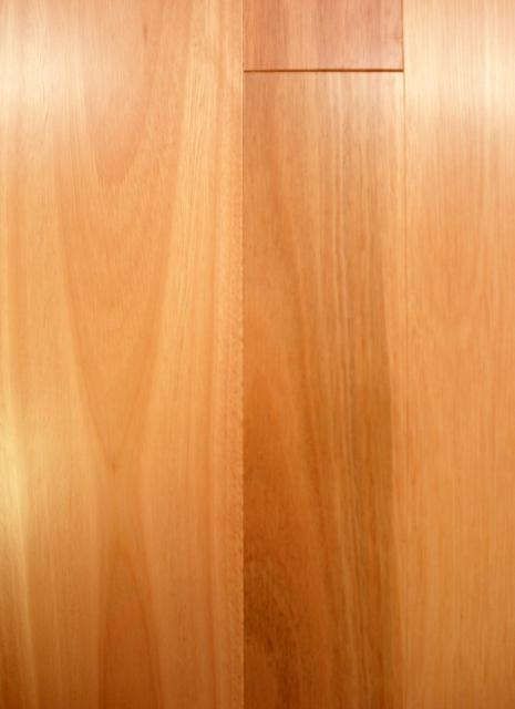 Owens flooring 5 inch eucalyptus select grade prefinished for Hardwood floors 5 inch