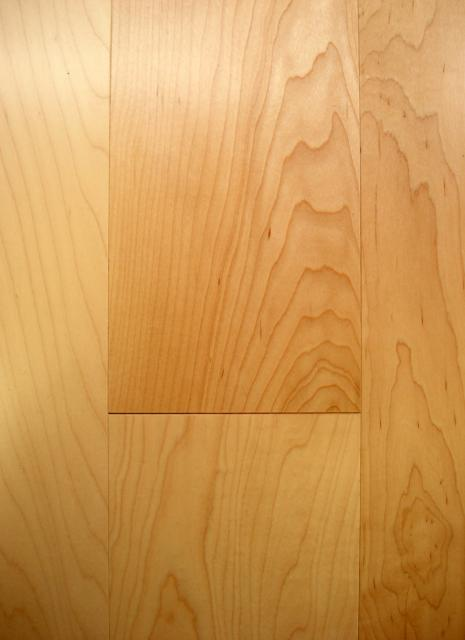 Owens Flooring 4 Inch Hard Maple Select White Grade