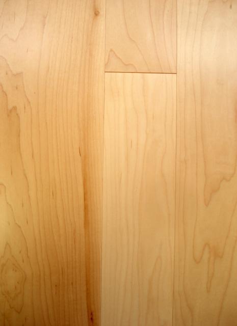 Owens Flooring 4 Inch Hard Maple Select White Grade