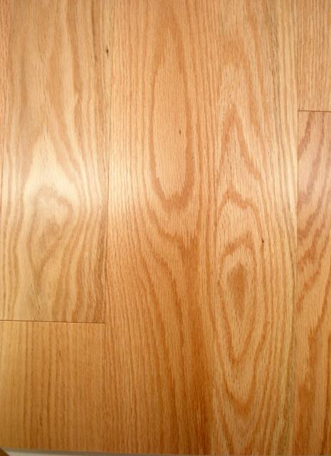 Owens flooring 5 inch red oak natural select and better for Prefinished oak flooring