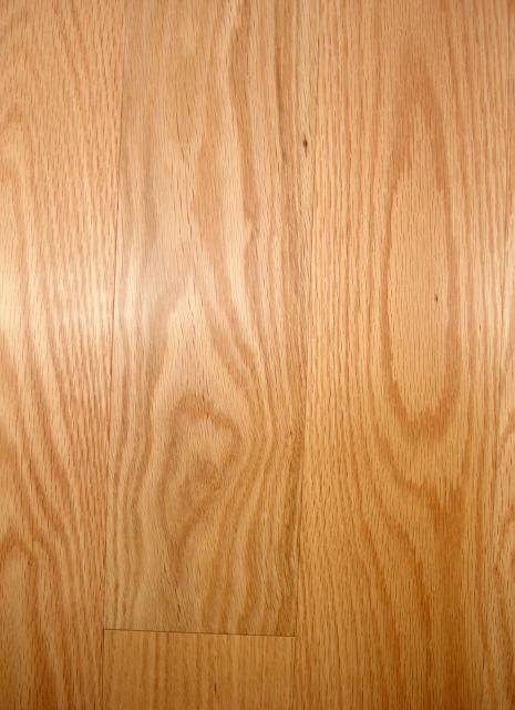 Owens flooring 5 inch red oak natural select and better for Red oak hardwood flooring