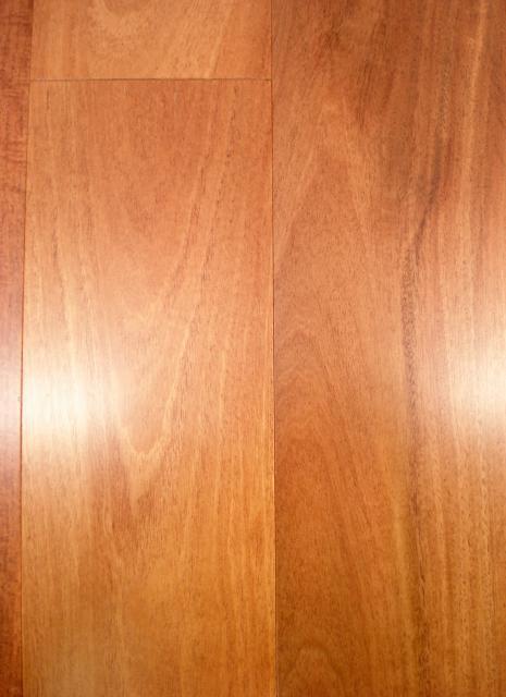 Owens flooring 4 inch santos mahogany select grade for Mahogany flooring
