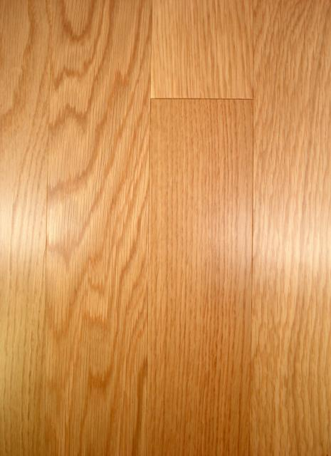 Owens flooring 5 inch white oak natural select and better for Prefinished flooring