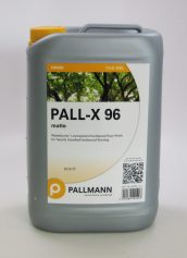 Pallmann Pall-X 96 Matte One Component Waterborne Floor Finish