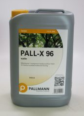 Pallmann Pall-X 96 Satin One Component Waterborne Floor Finish