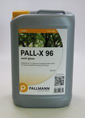 Pallmann Pall-X 96 Semi-Gloss One Component Waterborne Floor Finish