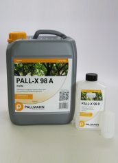 Pallmann Pall-X 98 Matte Two Component Waterborne Floor Finish