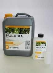 Pallmann Pall-X 98 Satin Two Component Waterborne Floor Finish