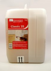 Synteko Classic 35 Conversion Varnish for Hardwood Floors - Matte
