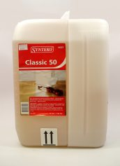 Synteko Classic 50 Conversion Varnish for Hardwood Floors - Semi Gloss