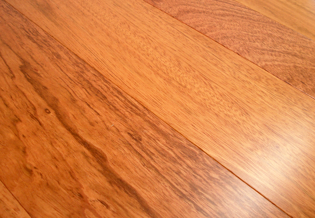 Owens flooring brazilian cherry select factory finished for Wood floor factory