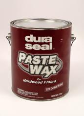Dura Seal Hardwood Flooring Waxes