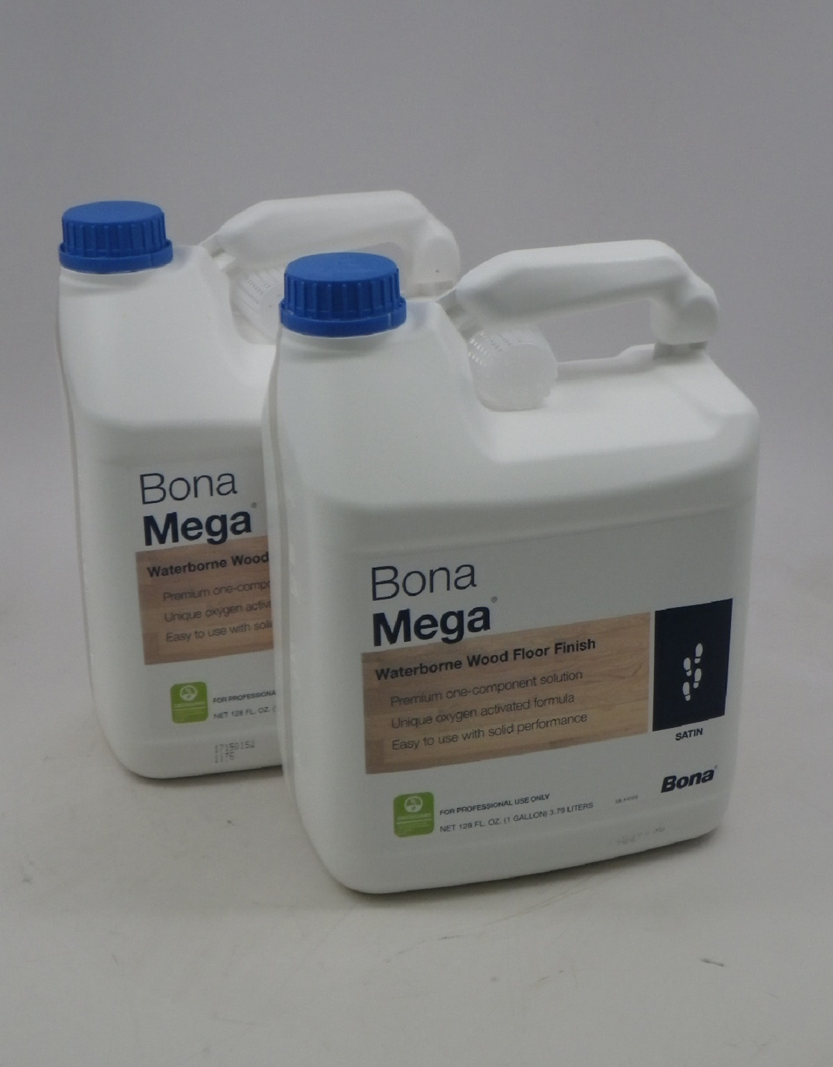 Bona Mega One Component Water Based Wood Floor Finish