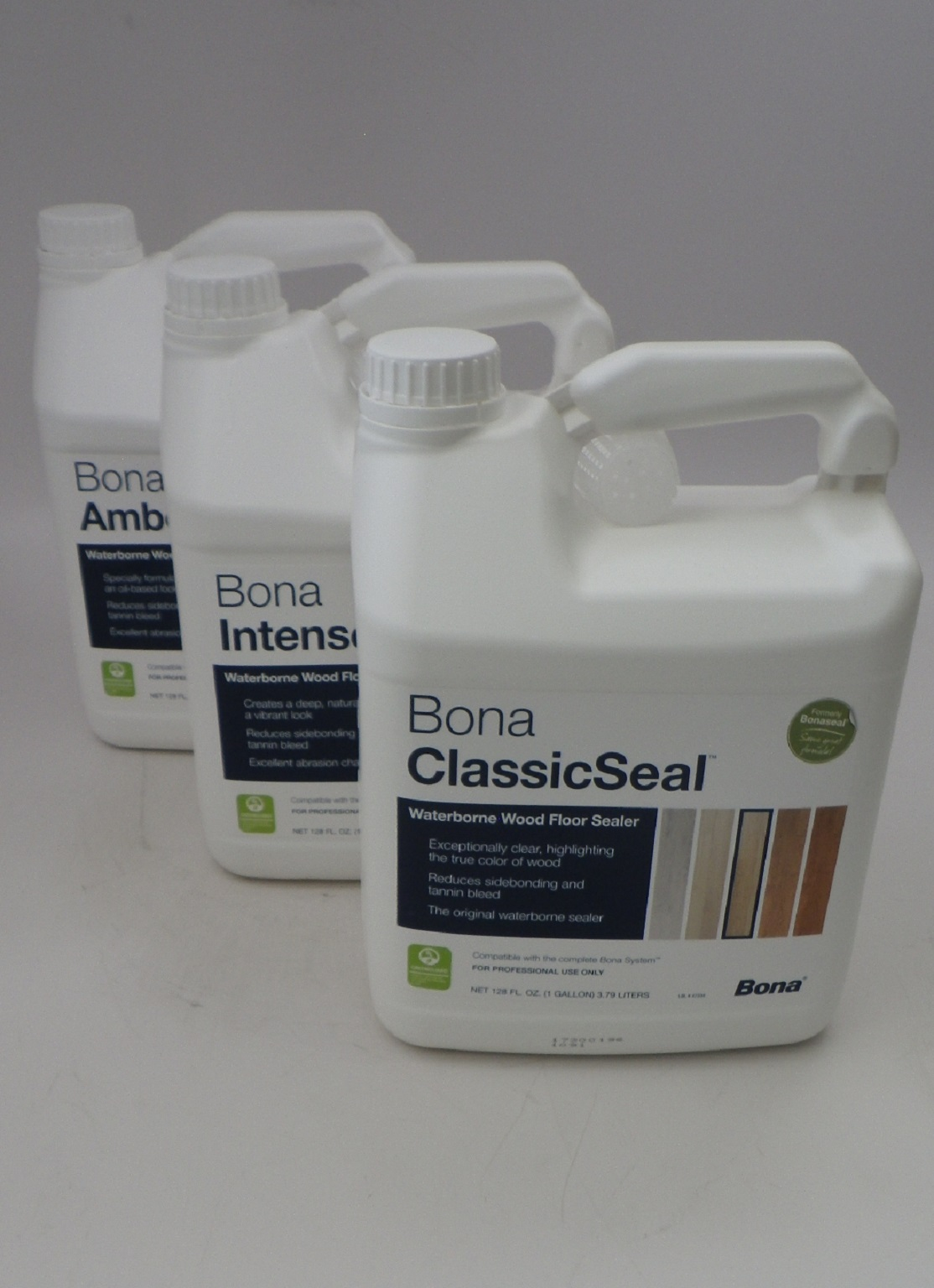 Bona Water Based Floor Finish Sealers