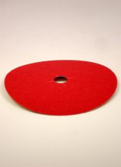 Norton Abrasives Red Heat Bolt-On Edger Discs 7 Inch x 7/8 Inch Hole