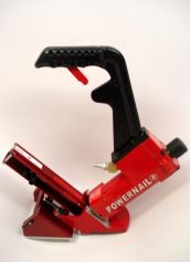 Powernail Pneumatic Flooring Nailers and Staplers