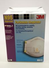 3M Respirators and Dust Masks