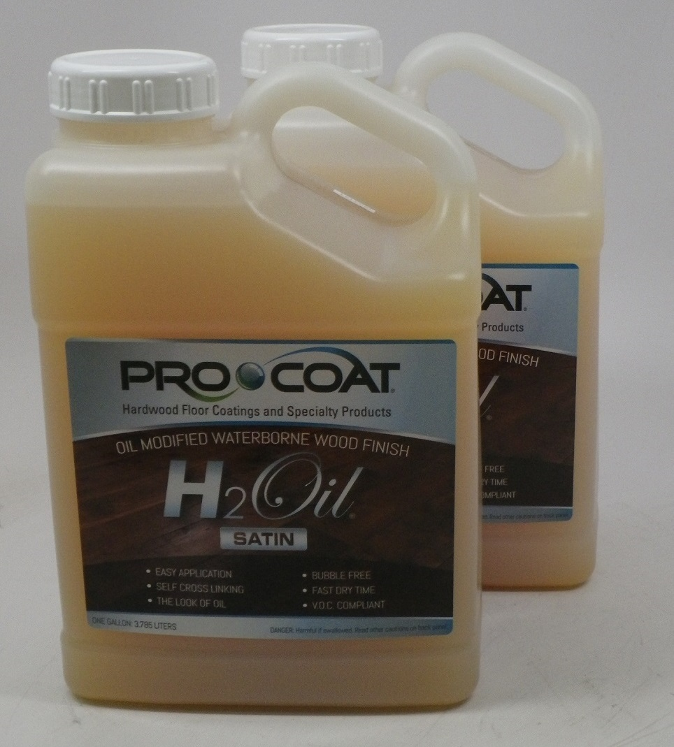 ProCoat H2Oil  Modifiled Waterborne Wood  Finish