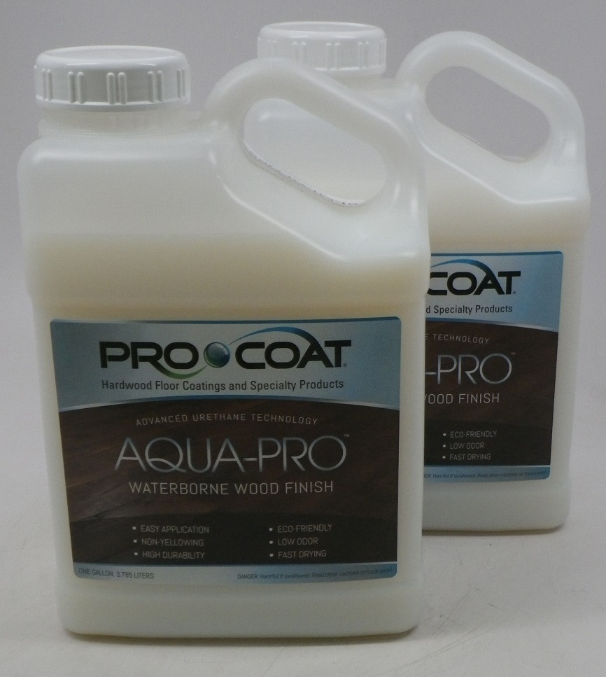 ProCoat Aqua-Pro Waterborne Wood  Finish
