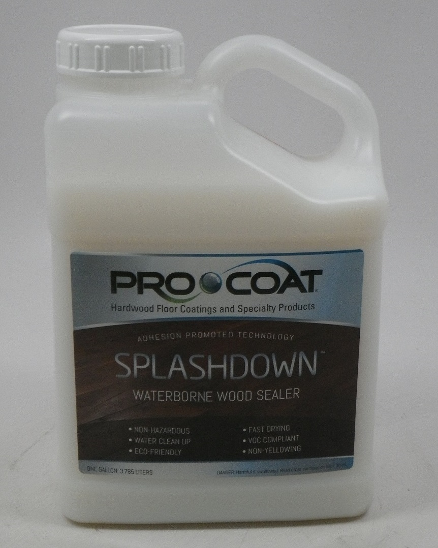 ProCoat Splashdown Waterborne Wood Sealer