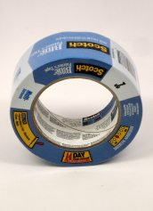3M 2090 Scotch Blue Painters Tape Multi-Surfaces 2 Inch