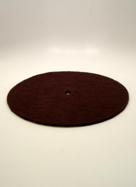 3m Maroon Between Coats Buffing Pad 17 Inch Each Chicago