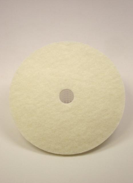 3M Scotch-Brite Buffer Driving Pad 7 Inch Large Hole Each