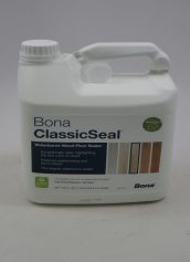 Bona ClassicSeal Waterborne Wood Floor Sealer, Formerly Bonaseal