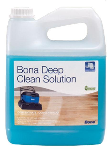 Bona Deep Clean Solution Concentrate Gallon Chicago