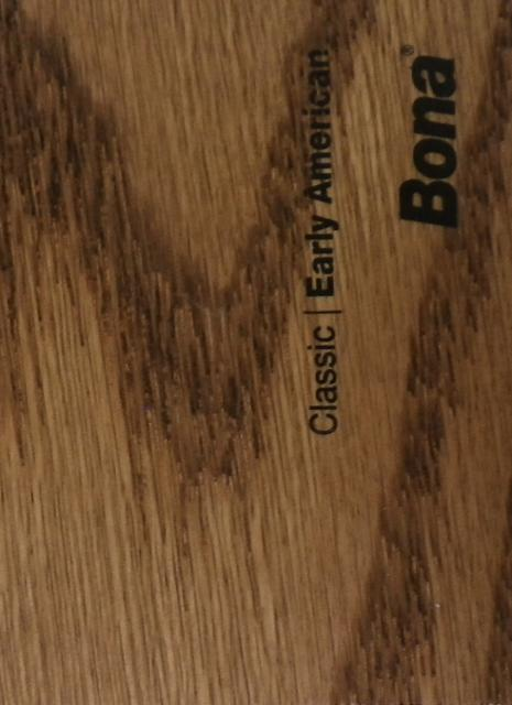 Bona Drifast Quick Dry Hardwood Flooring Stain Early