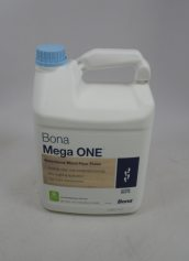 Bona Mega One Waterborne Wood Floor Finish Extra Matte