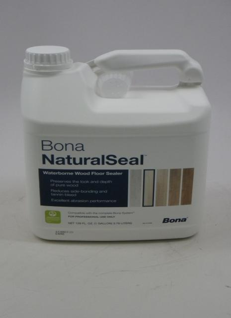 Bona Naturalseal Waterborne Wood Floor Sealer Each