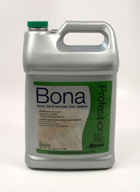 Bona Pro Series Stone Tile And Laminate Cleaner Refill Gallon