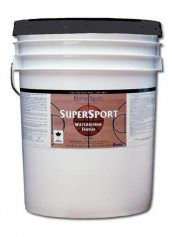 Bona SuperSport Waterborne Hardwood Gym Floor Finish Gloss