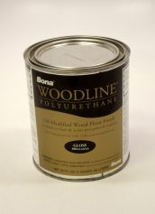 Bona Woodline Polyurethane Gloss Oil Based Hardwood Floor Finish