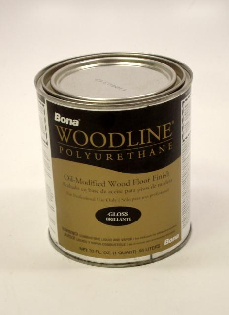 Bona Woodline Polyurethane Gloss Oil Based Hardwood Floor