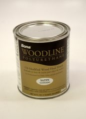 Bona Woodline Polyurethane Satin Oil Based Hardwood Floor Finish