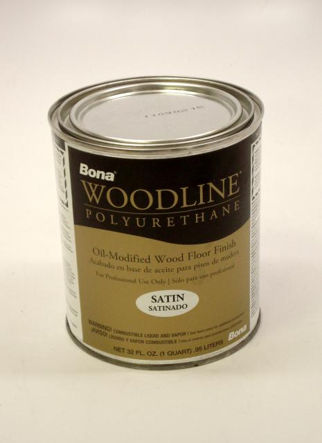 Bona Woodline Polyurethane Satin Oil Based Hardwood Floor