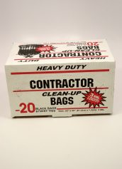 Chicago Hardwood Heavy Duty Contractor Bags