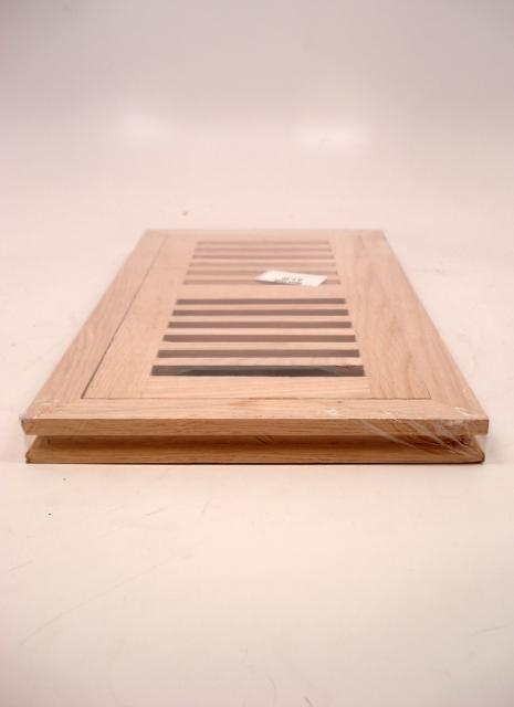 Chicago Hardwood Red Oak 4 X 10 Inch Hardwood Floor Vent