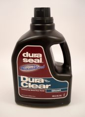 Dura Seal DuraClear Gloss Water Based Commercial Wood Floor Finish