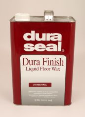 Dura Seal Durafinish Liquid Wax for Hardwood Floors Neutral