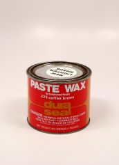 Dura Seal Paste Wax For Wood Flooring Coffee Brown